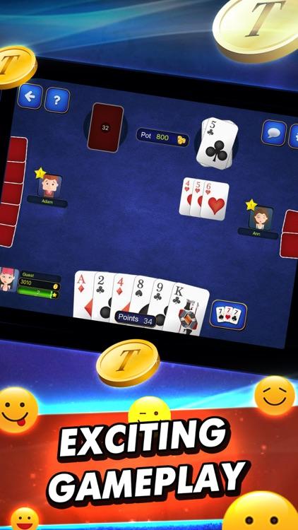 Tonk Online Rummy Card Game screenshot-3