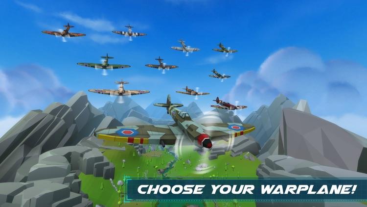 Air War 1945 - Fighter Wings screenshot-3