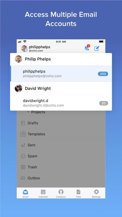 Zoho Mail - Email and Calendar screenshot three