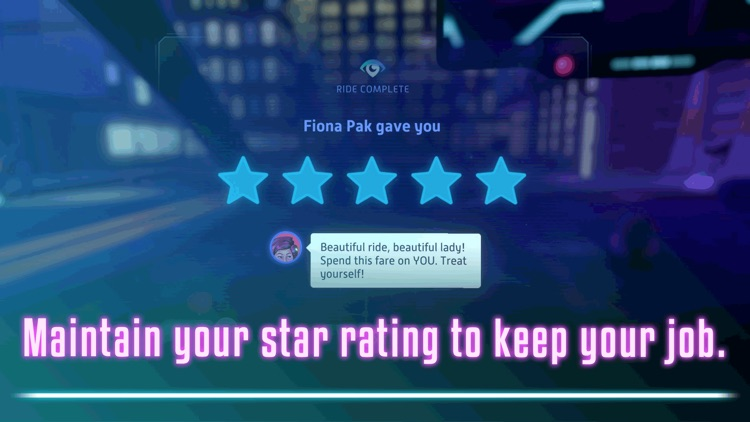 Neo Cab screenshot-4