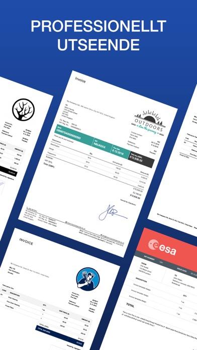 Faktura & Offert - Billdu på PC