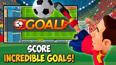 HardBall - Caps Soccer League screenshot two