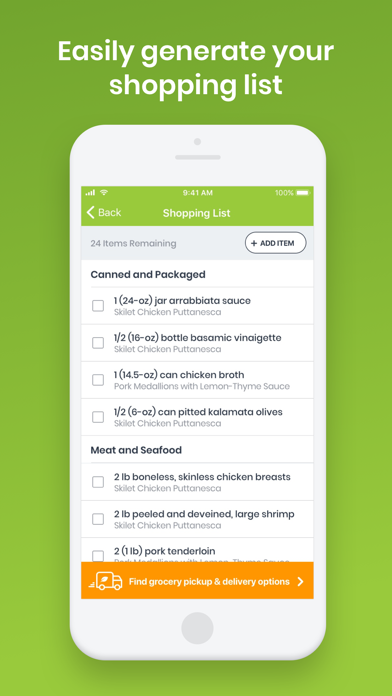 Download eMeals - Healthy Meal Plans for Android