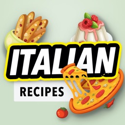 Italian recipes app