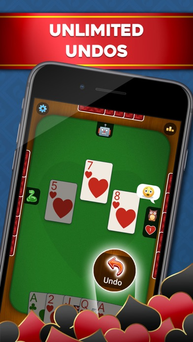 Hearts: Card Game screenshot1
