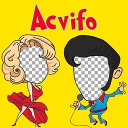 Acvifo Body Hole & Heads Mixer