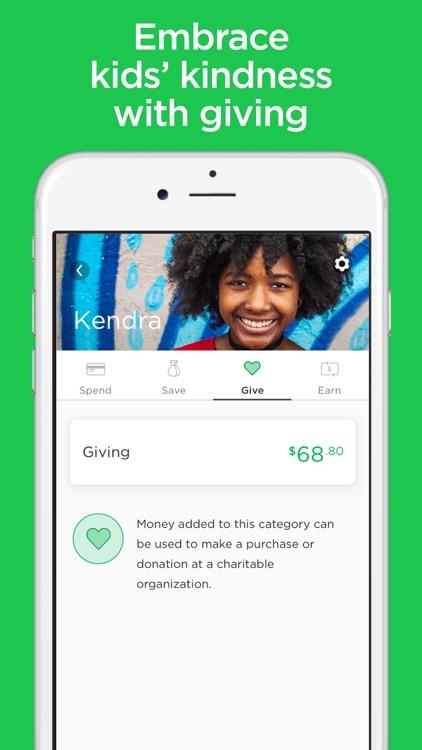 Greenlight Debit Card for Kids screenshot-5