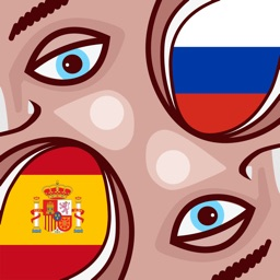 Wordeaters: Russian & Spanish