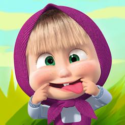 Masha E O Urso Jogos Infantis Na App Store
