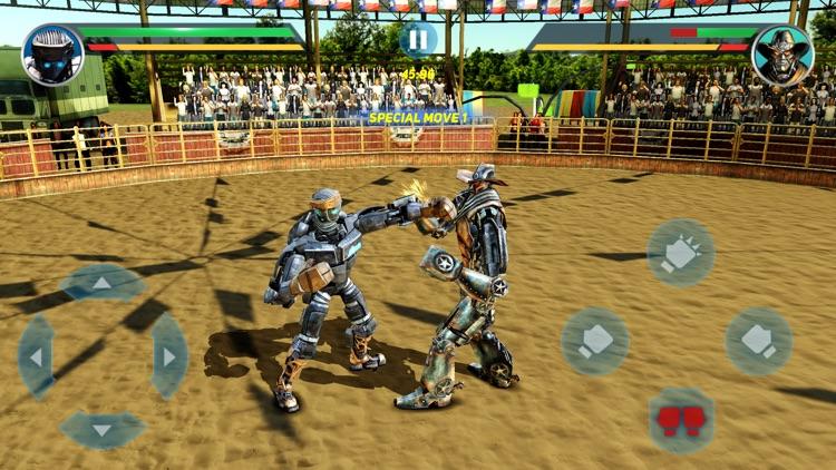 Real Steel screenshot-8
