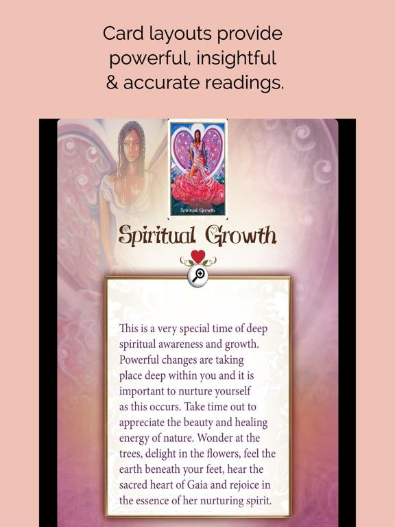 Universal Love Healing Oracle screenshot 9