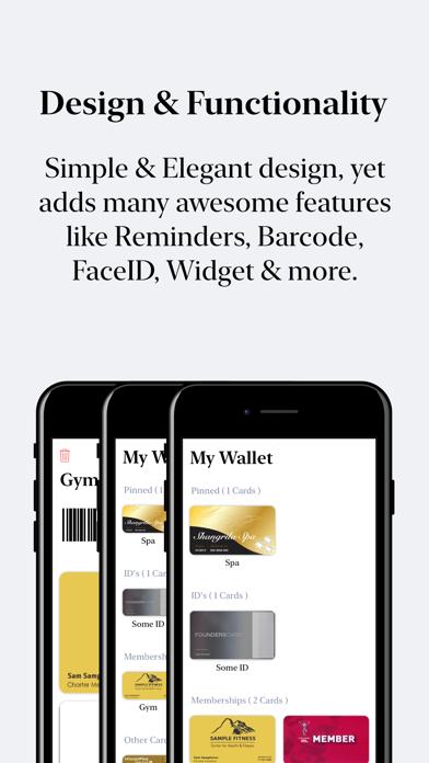 Screenshot of My Wallet - محفظتي App