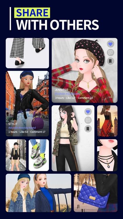 STYLIT - Dress up Game screenshot-3