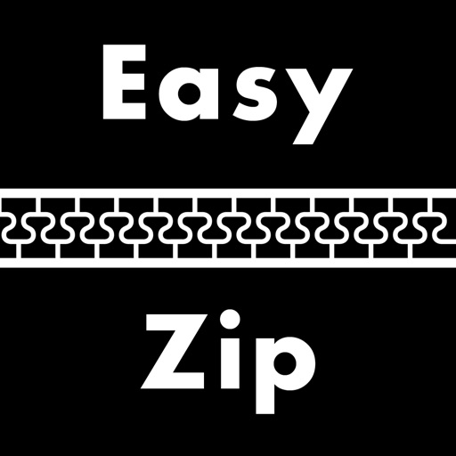 Easy zip - zip/rar解凍・zip圧縮アプリ