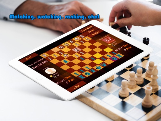 Chess Online Play Chess Live by Dong Truong Quang (iOS, United