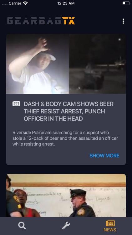 GearBag - Texas Edition screenshot-5