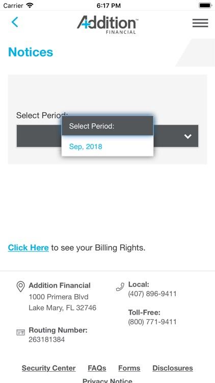 Addition Financial Mobile screenshot-5