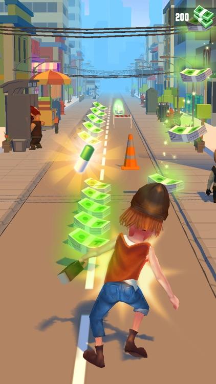Drunk Run 3D screenshot-3