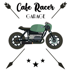 ‎Cafe Racer Garage