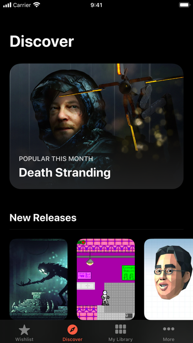 Games by appstories screenshot #7