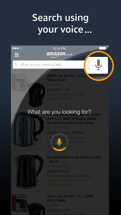 Screenshot for Amazon in Kazakhstan App Store