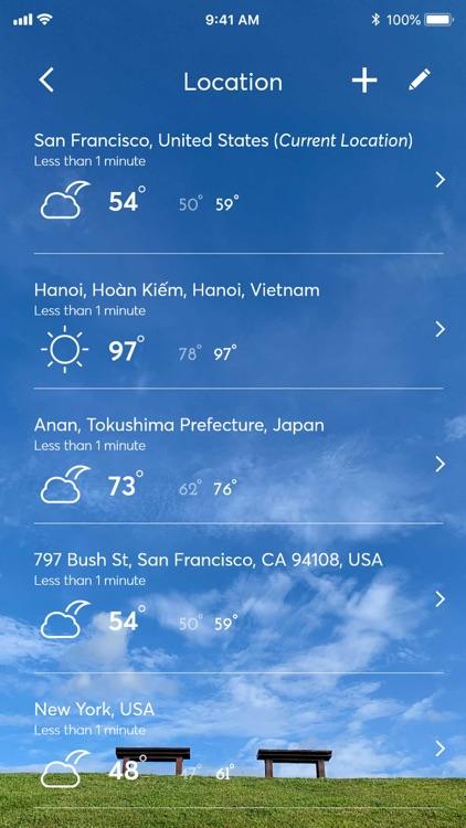 Weather forecast - radar screenshot-4