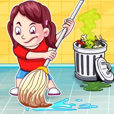 Activities of Girls City and Home Cleaning