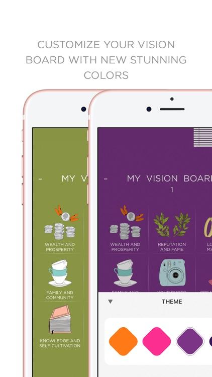 Vision Board screenshot-4