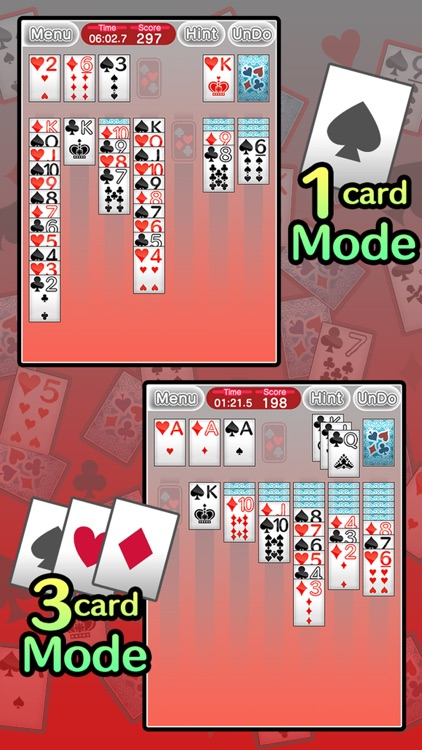 Basic Solitaire Klondike screenshot-2