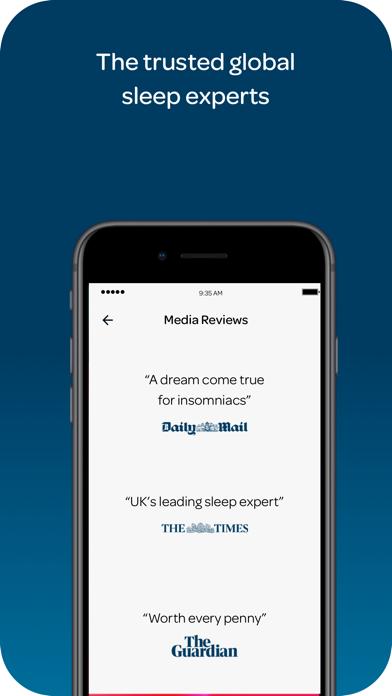 Sleep School for Insomnia Screenshot