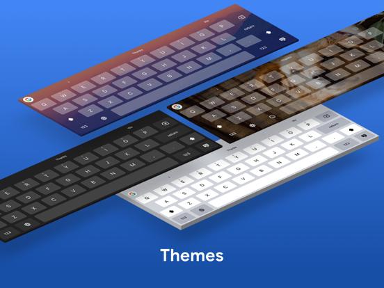 Gboard - Google キーボードのおすすめ画像6