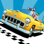 Crazy Taxi City Rush Hack Online Generator  img