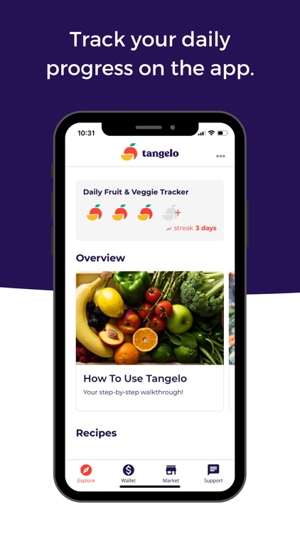 Tangelo - Healthy food for all