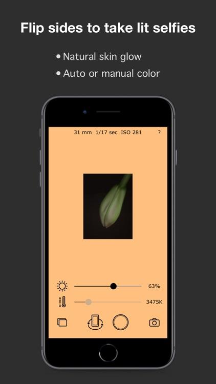 Lit Cam : Light and Camera screenshot-3