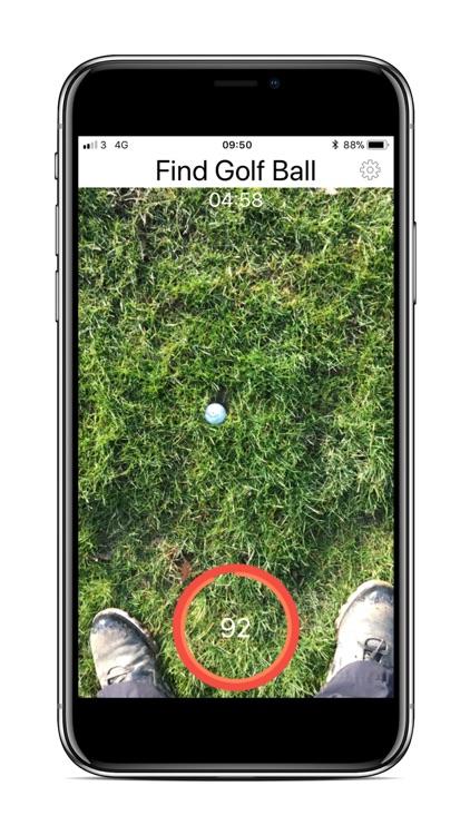 Find Golf Ball