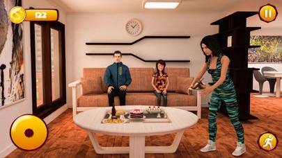 حلم عائلة سيم: قصة الأملقطة شاشة2