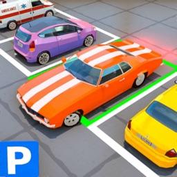 Antique Car Parking Games 3D