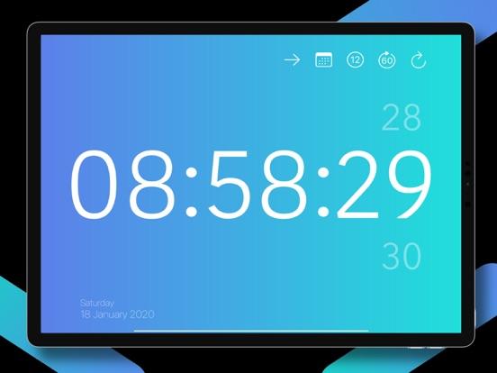 Big Clock - Pro Time Widgets screenshot 5