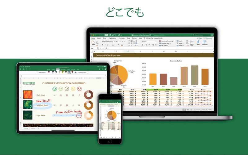 Microsoft Excel ScreenShot3