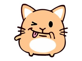 Big Cat: Animated Stickers