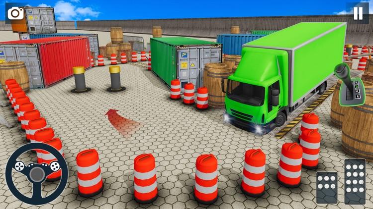 New Truck Parking Game 2020 screenshot-9