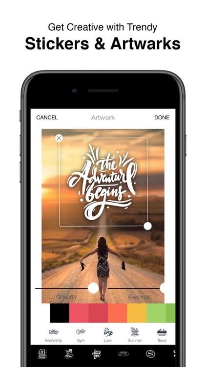 Add Text to : Write on Photos
