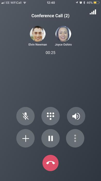Fuze Mobile screenshot three