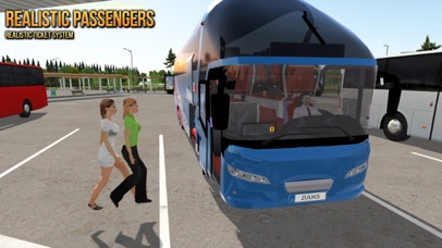 Bus Simulator : Ultimate Screenshot 4