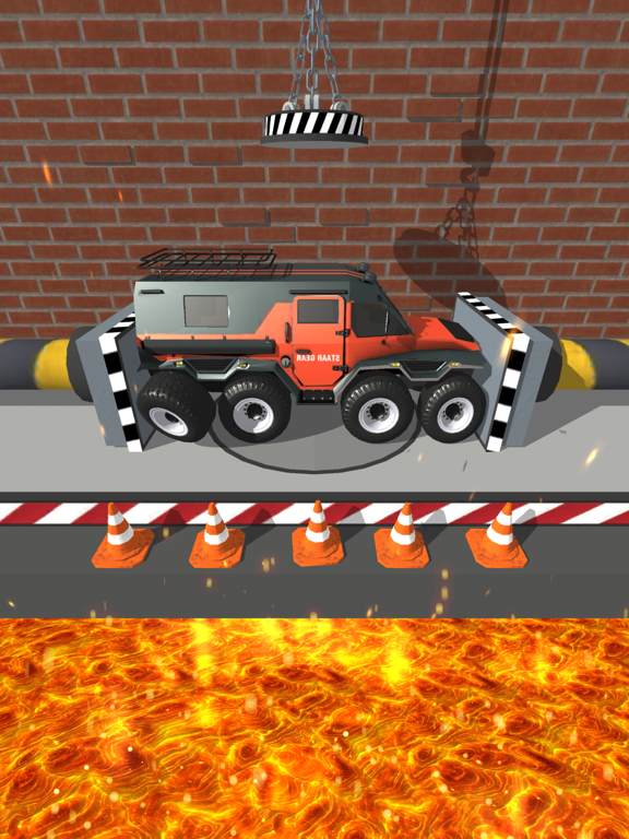 iPad Image of Car Crusher!