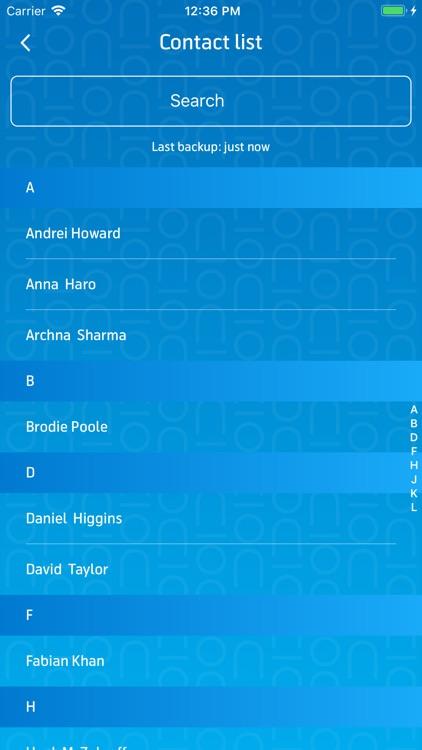 My Contacts app screenshot-3