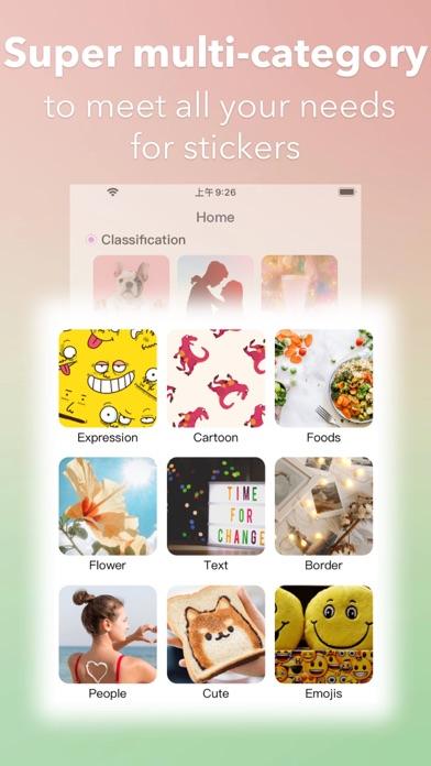 Fun Play Stickers Screenshot