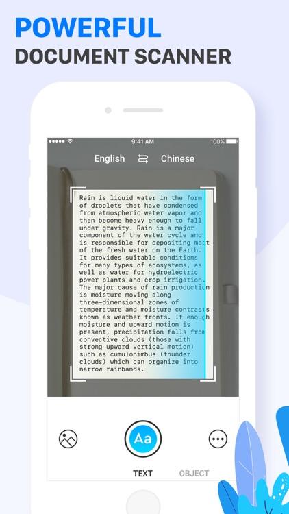 Camera Translator: Translate+ screenshot-0