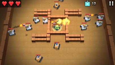 Tank Hero - Shoot Fight Battleのおすすめ画像2