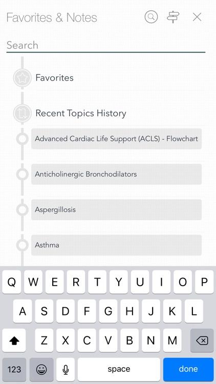 Mosby's Respiratory Care PDQ screenshot-9